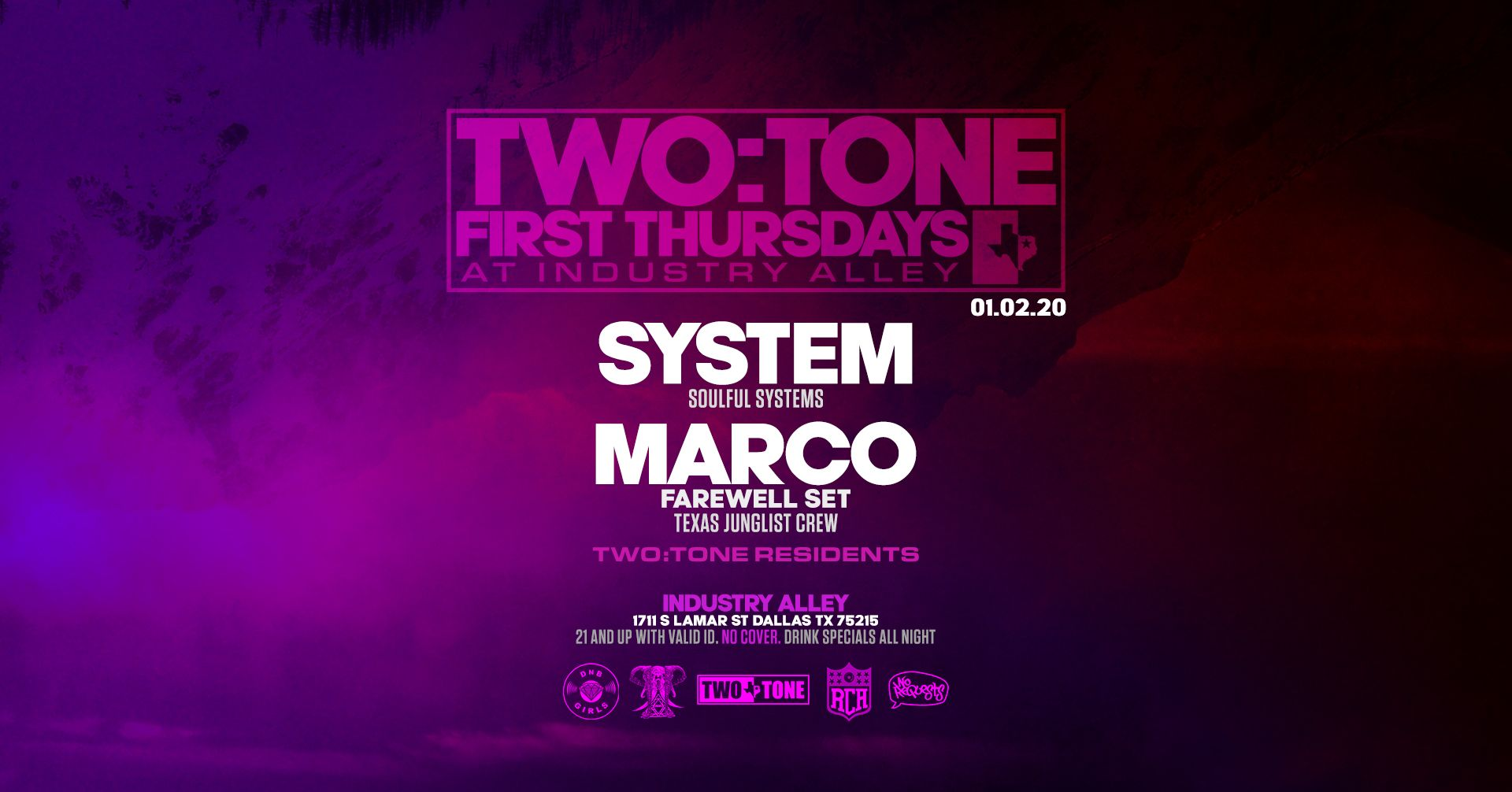 SYSTEM + MARCO