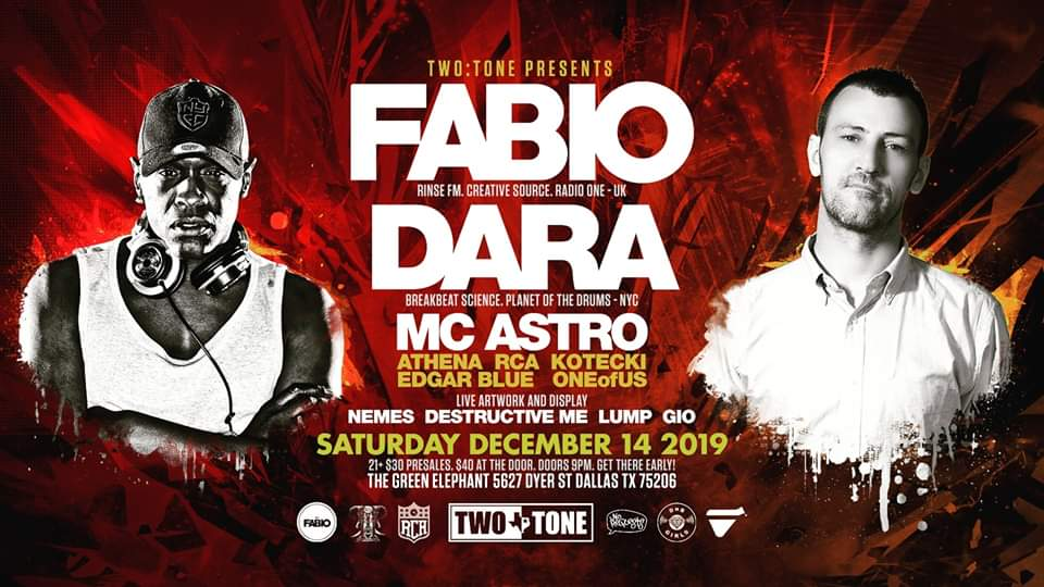Fabio + Dara @ Green Elephant pres.by Two:Tone