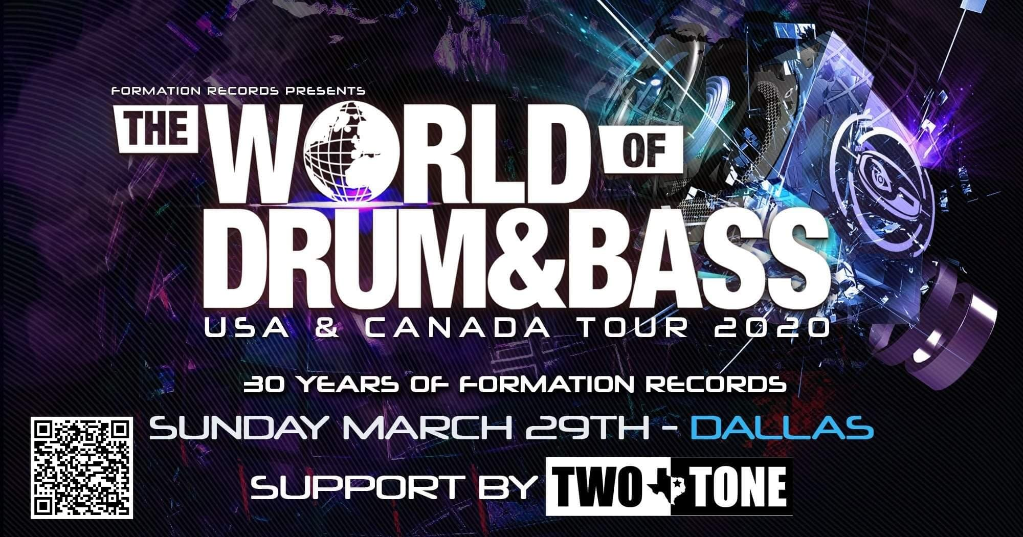 WORLD OF DRUM AND BASS 2020